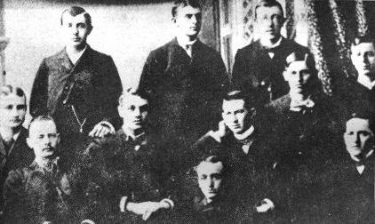 Phi Delta Chi Founding Fathers